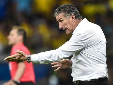 Edgardo Bauza ist nicht mehr Trainer der argentinischen Nationalmannschaft