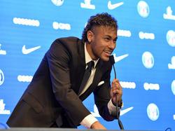 Will den Steuerstreit in Brasilien beenden: Neymar