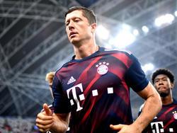 Robert Lewandowski sieht die Bayern-Vorbereitung kritisch