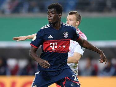 Debütierte für die Bayern-Profis: Kwasi Wriedt