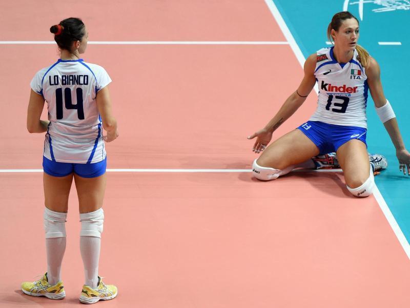 volleyball wm der frauen