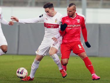 Der VfB Stuttgart II bleibt 2016 weiterhin sieglos