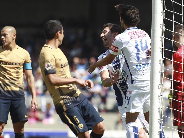 Con el empate, el Pachuca llegó a 11 puntos y quedó en el segundo lugar. (Foto: Imago)