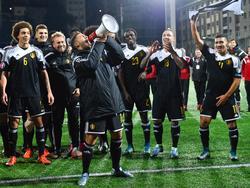 Belgien beendet das Jahr als Weltranglistenerster