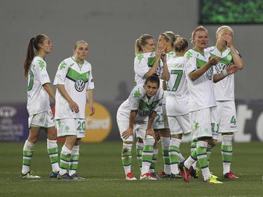 Die Wolfsburger Frauen müssen eine bittere Finalniederlage verschmerzen
