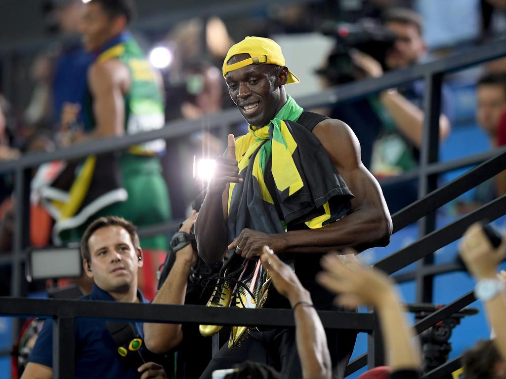 Usain Bolt holte in Rio seine nächste Goldmedaille