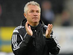 Trainer Kare Ingebrigtsen darf mit Rosenborg den insgesamt 24. Meistertitel bejubeln