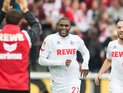 Anthony Modeste ist Top-Torjäger der Bundesliga