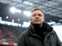 André Breitenreiter will Hannover 96 aus der Krise führen