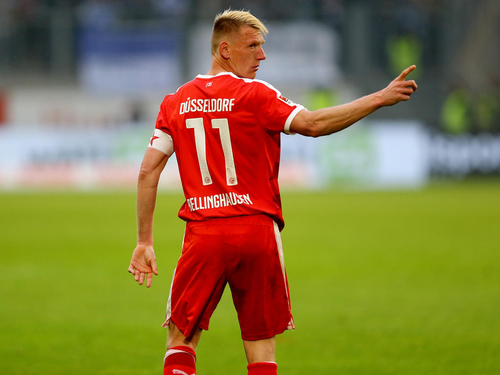 Fortuna Düsseldorf: Axel Bellinghausen verlängert seinen Vertrag