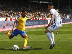 Braunschweig mühte sich zu einem 2:1-Sieg