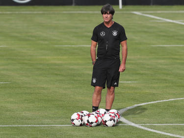 Joachim Löw hat vor den Confed Cup ein gutes Gefühl