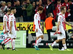 Der 1. FC Köln legte einen enttäuschenden Saisonstart hin