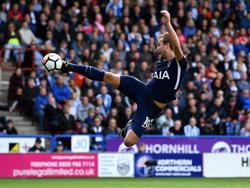 Harry Kane spielte schon in der Jugend für Tottenham Hotspur