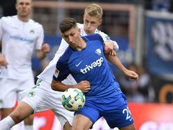 Der VfL Bochum gewinnt auch gegen Fürth nicht