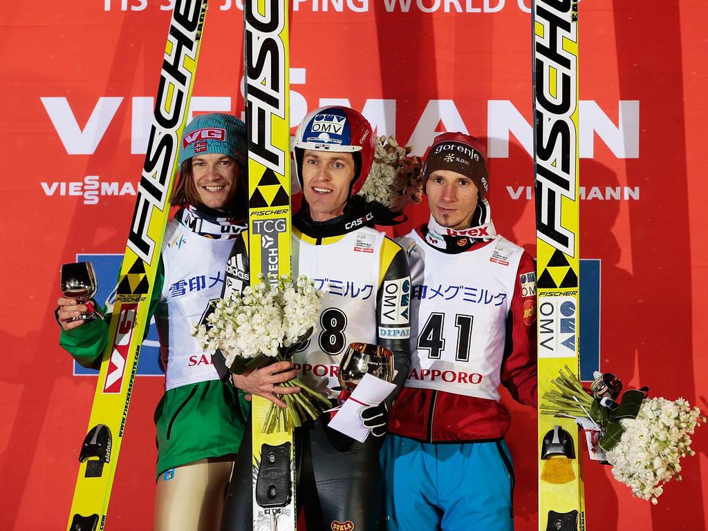 Skispringen: Drei Überraschungskandidaten