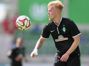 Marcel Hilßner spielt noch für Werder Bremen II