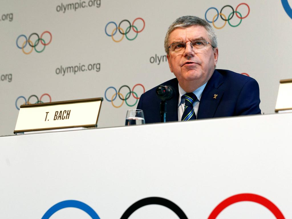 Erlaubt der IOC um Präsident Thomas Bach den Russen doch den Olympia-Start?