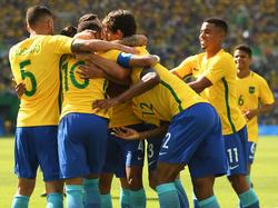 Brasilien steht im olympischen Finale
