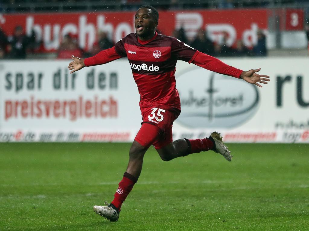 Osawe fertigte Bochum mit seinen Toren im Alleingang ab
