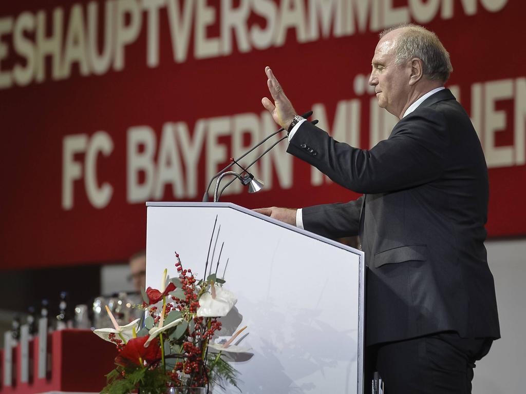 FCB-Präsident Uli Hoeneß wehrt sich gegen eine DFB-Pokal-Reform