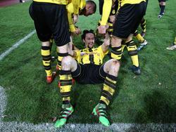 Neven Subotić traf bei seinem Comeback für den BVB