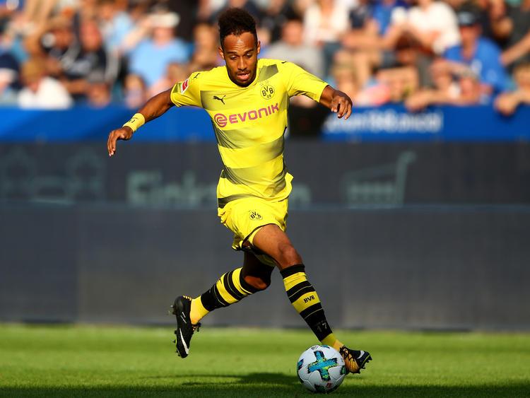 Soll den BVB wieder in die Champions League schießen: Pierre-Emerick Aubameyang