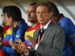 Christoph Daum ist nicht mehr Nationalcoach Rumänien