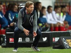 Julian Nagelsmann wird von Trainer-Legende Hitzfeld kritisiert