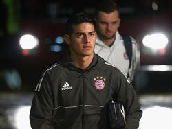 Bayern-Profi James Rodríguez muss zur kolumbianischen Nationalmannschaft reisen
