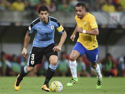 Luis Suárez feierte gegen Brasilien eine perfekte Rückkehr
