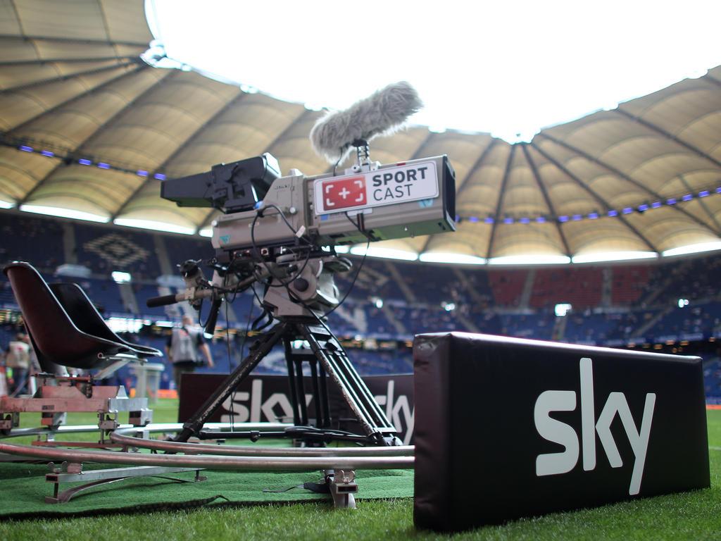 Auch nächste Saison zeigt Sky wieder alle Spiele des DFB-Pokals live