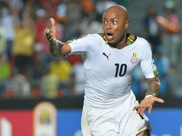 Ayew war auch schon 2011 Ghanas Fußballer des Jahres