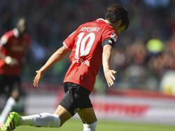 Hiroshi Kiyotake wechselt wohl nach Spanien