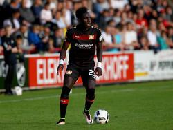 Danny da Costa möchte diese Saison bei Bayer durchstarten