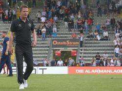 Nicht mehr Trainer in Kiel: Karsten Neitzel