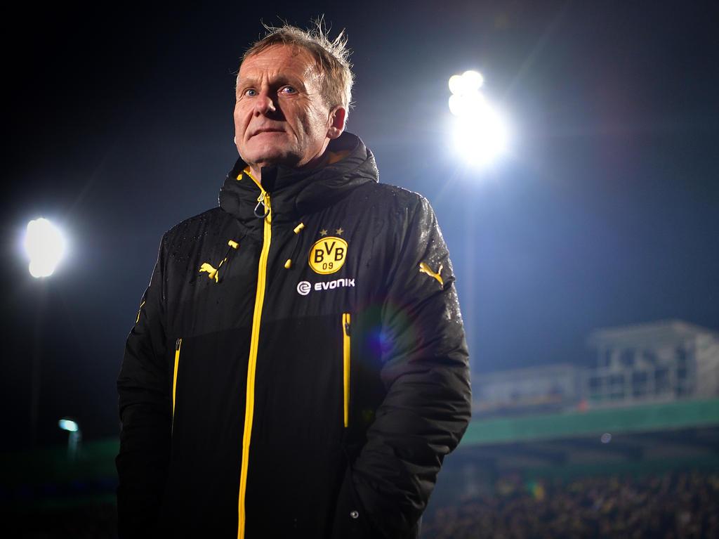 Mediengewitter : Trainer-Scouting beim BVB? Gerüchte über Interesse an Favre