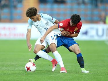 Spanien hat England in einem spannenden U17-Finale niedergerungen