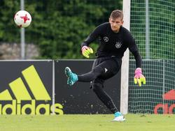 Keeper Julian Pollersbeck blieb in Spiel zwei fehlerlos