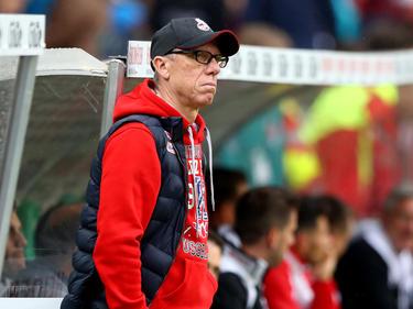 Peter Stöger konnte mit dem 1. FC Köln in der Liga erst zwei Punkte einfahren