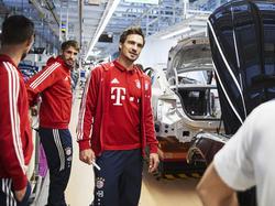 Mats Hummels spricht über ein mögliches Tuchel-Engagement beim FC Bayern