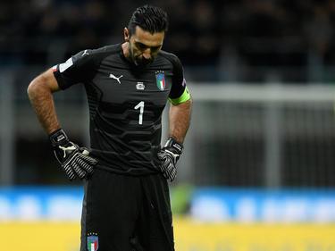 Gianluigi Buffon darf wieder von der WM 2018 träumen