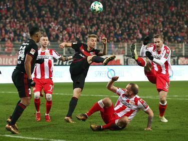 Der FC Ingolstadt setzte sich trotz Rückstand in Berlin durch