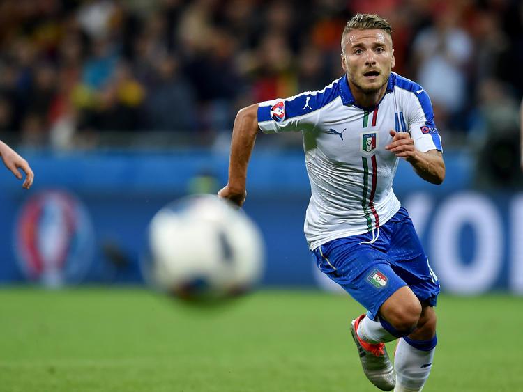 Läuft Ciro Immobile bald für Napoli auf?