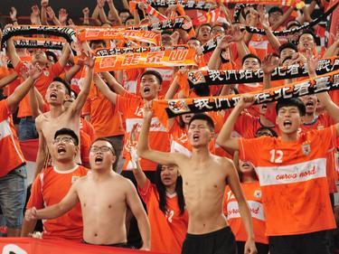 China im Fußballrausch