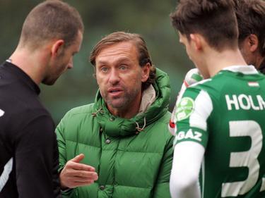 Ex-Bundesliga-Coach Thomas Doll trainiert seit Jahren erfolgreich in Ungarn