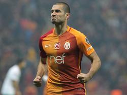 Matchwinner bei Galatasaray: Eren Derdiyok