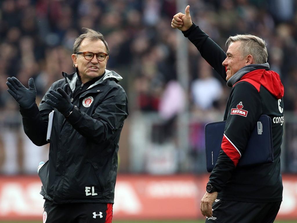 Ewald Lienen (FC St. Pauli)