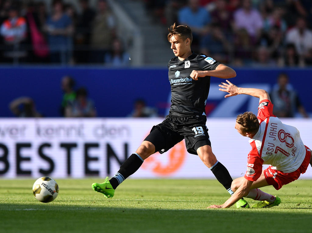 Florian Neuhaus (TSV 1860 München)