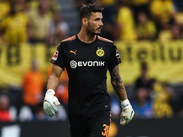 Bleibt bis 2021 in Dortmund: Roman Bürki